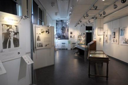 Exposition – 40e anniversaire de la mort de Jean Guéhenno-la Guerre 1914-1918 et l'écrivain