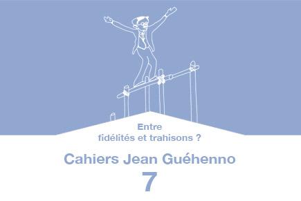 Parution des Cahiers Jean Guéhenno n°7 (octobre 2019)