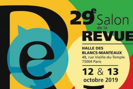 29e Salon de la revue